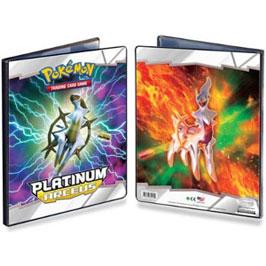 acheter pokemon cahier range cartes platinum arceus 180 cartes pokemon. Black Bedroom Furniture Sets. Home Design Ideas