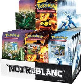 Acheter pokemon noir et blanc boite de 12 starters pokemon - Jeux pokemon noir et blanc ...