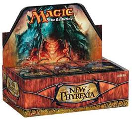 acheter magic la nouvelle phyrexia boite de 36 boosters magic. Black Bedroom Furniture Sets. Home Design Ideas