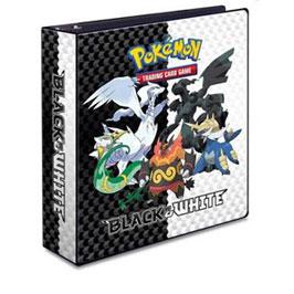 acheter pokemon classeur pour carte a jouer a4 noir et. Black Bedroom Furniture Sets. Home Design Ideas