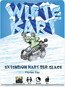 acheter kart sur glace extension white kart jeux pour les initis. Black Bedroom Furniture Sets. Home Design Ideas