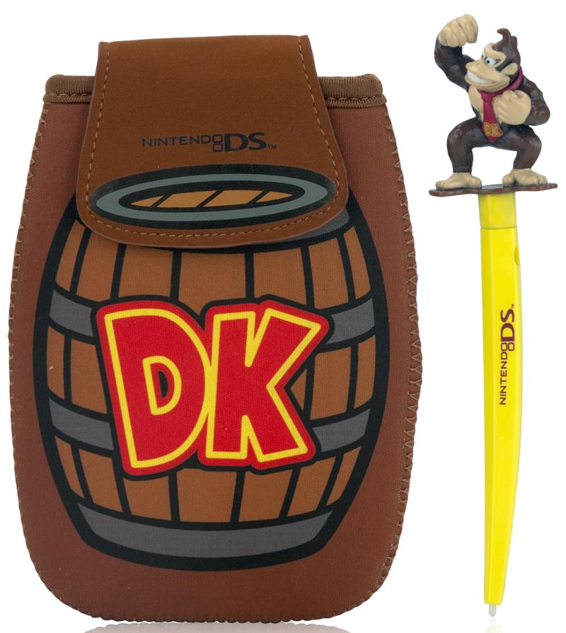 Acheter housse character kit 3ds donkey kong jeux vid o for Housse 3ds pokemon