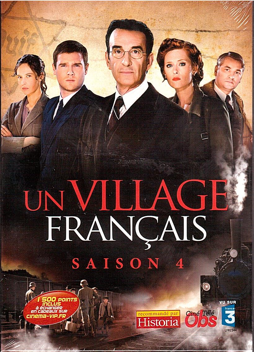Acheter un village francais saison 4 coffret 4 dvd dvd action aventure - Acheter un village francais ...