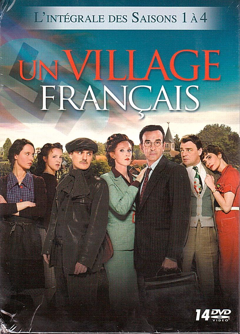 Acheter un village francais l 39 integrale saisons 1 a 4 coffret 14 dvd - Acheter un village francais ...
