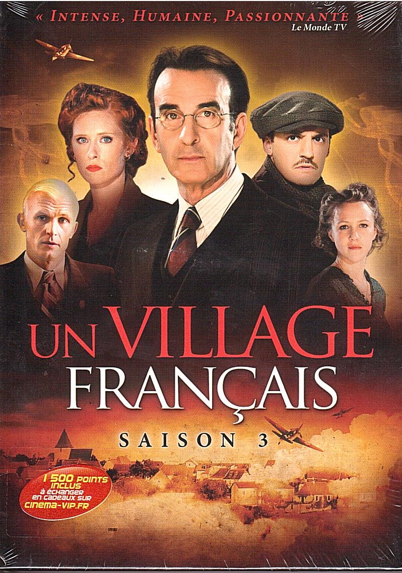 Acheter un village francais saison 3 coffret 4 dvd dvd srie tv robin renu - Acheter un village francais ...