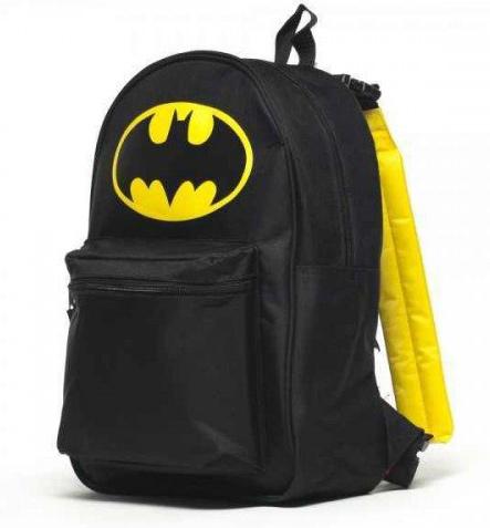 acheter batman sac a dos reversible black figurine batman