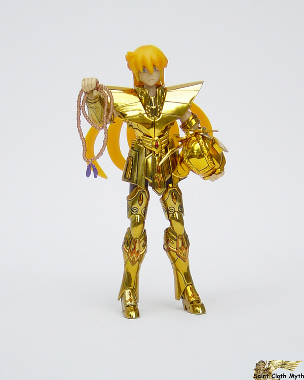Acheter saint seiya myth cloth chevalier d 39 or shaka vierge figurine saint seiya - Decor saint seiya myth cloth ...