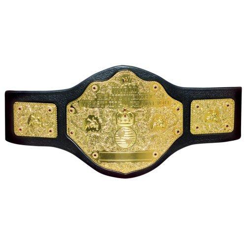a1bdbe73062f Acheter Wwe Catch Ceinture - World Heavyweight Championship Belt Figurine  Ceintures