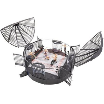 Wwe Figures Elimination Chamber Ring