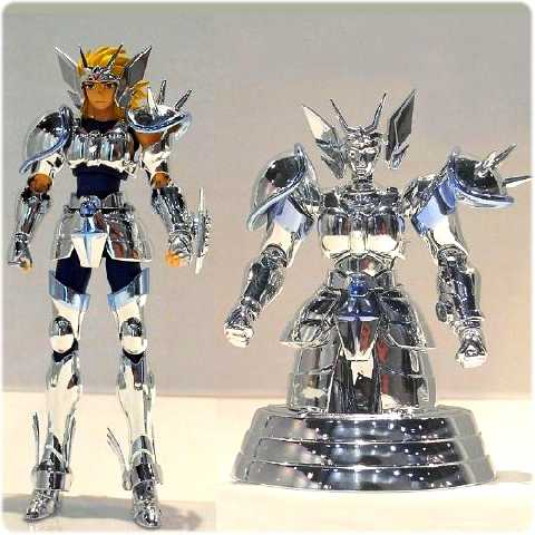 Acheter saint seiya myth cloth chevalier d 39 argent argol perseus figurine saint seiya - Decor saint seiya myth cloth ...