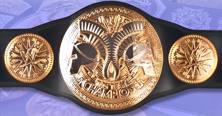 7fdd865d447e Acheter Wwe Catch Ceinture Haute Qualite - Commemorative Tag Team  Championship Belt Figurine Ceintures