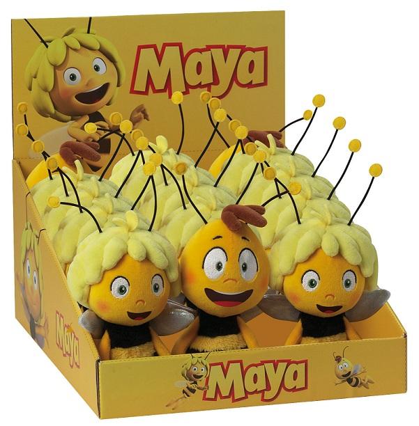 acheter maya l 39 abeille bean bag maya 18 cm figurine maya l abeille. Black Bedroom Furniture Sets. Home Design Ideas