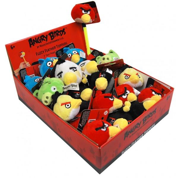 Acheter angry birds peluche flingers jaune figurine angry birds - Angry birds rouge ...