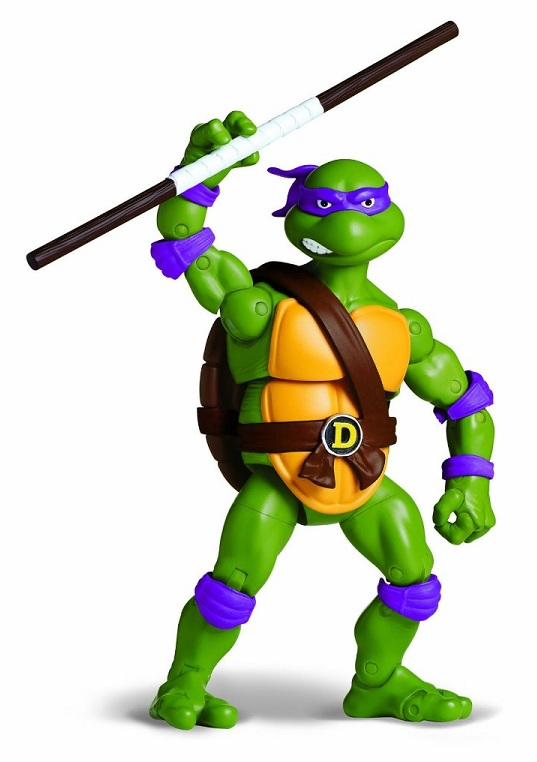 Acheter les tortues ninja donatello figurine articulee - Tortues ninja donatello ...