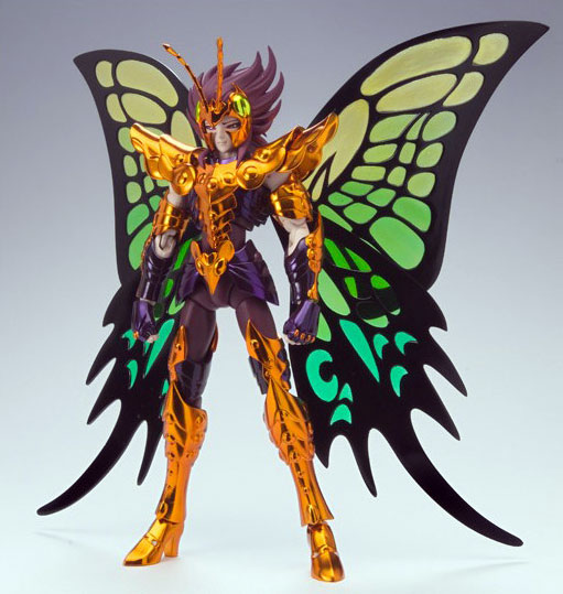 Acheter saint seiya myth cloth hades myu spectre du papillon figurine saint seiya - Decor saint seiya myth cloth ...