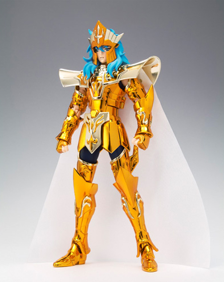 Acheter saint seiya myth cloth poseidon gold figurine saint seiya - Decor saint seiya myth cloth ...