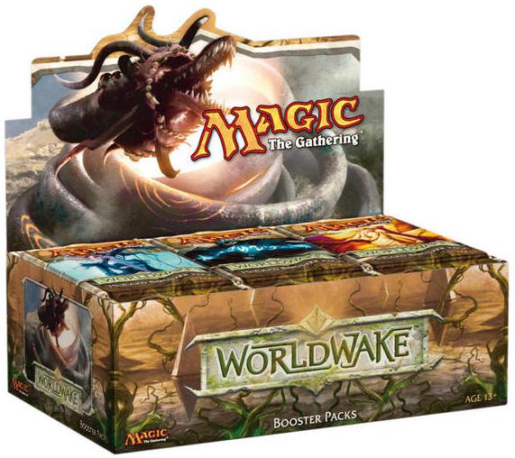 acheter magic worldwake boite de 36 boosters magic. Black Bedroom Furniture Sets. Home Design Ideas