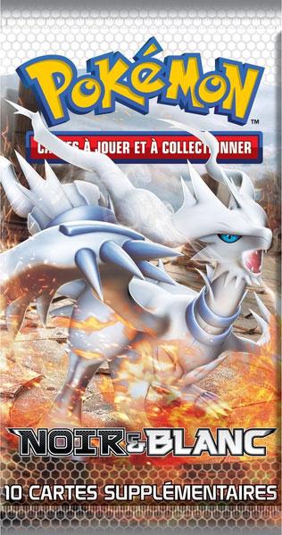 Acheter pokemon noir et blanc lot de 4 boosters pokemon - Jeux pokemon noir et blanc ...