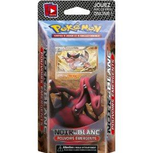 Acheter pokemon noir et blanc pouvoirs emergents starter jeu de force pokemon - Liste des pokemon noir et blanc ...