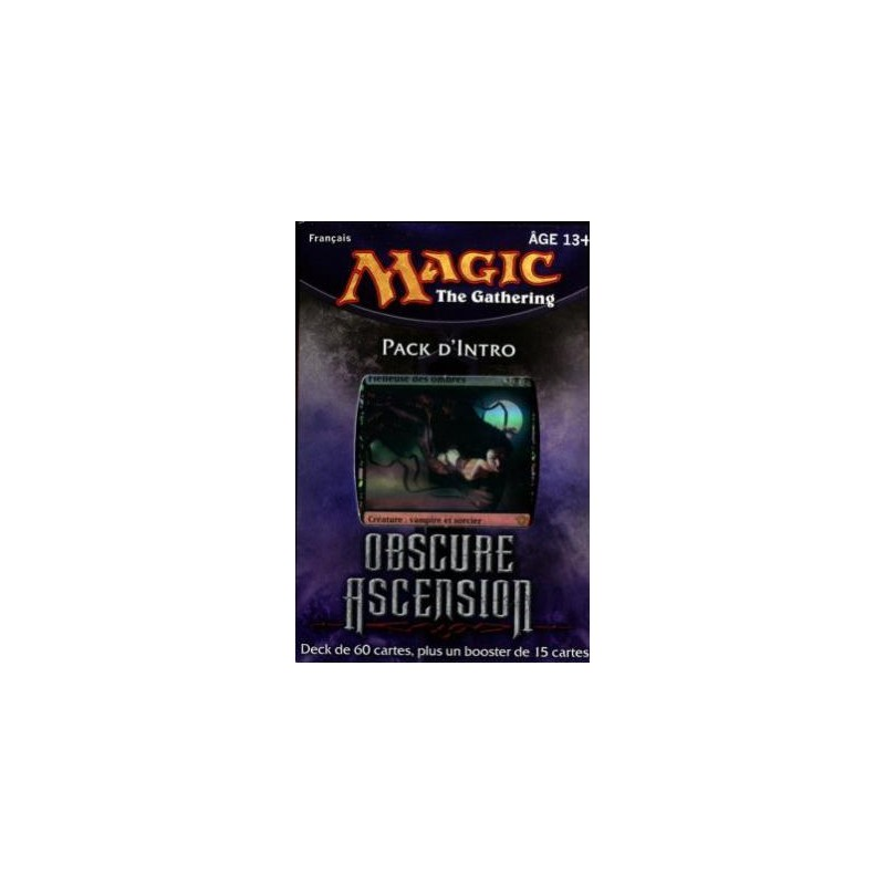 acheter magic obscure ascension pack d 39 intro obscur sacrifice magic. Black Bedroom Furniture Sets. Home Design Ideas
