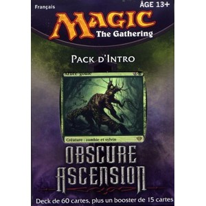 acheter magic obscure ascension pack d 39 intro pouvoir de la tombe magic. Black Bedroom Furniture Sets. Home Design Ideas