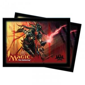 acheter magic retour sur ravnica 80 protege cartes rakdos magic. Black Bedroom Furniture Sets. Home Design Ideas