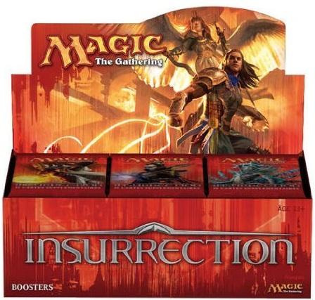 acheter magic insurrection booster boite de 36 magic. Black Bedroom Furniture Sets. Home Design Ideas