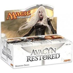 acheter magic avacyn ressuscitee boite de 36 boosters magic. Black Bedroom Furniture Sets. Home Design Ideas