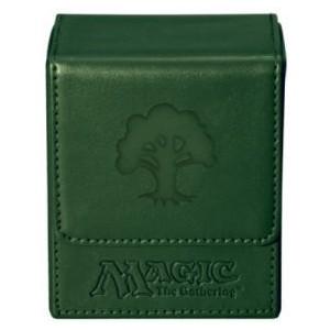 acheter magic ultra pro deck box deluxe mana vert magic. Black Bedroom Furniture Sets. Home Design Ideas