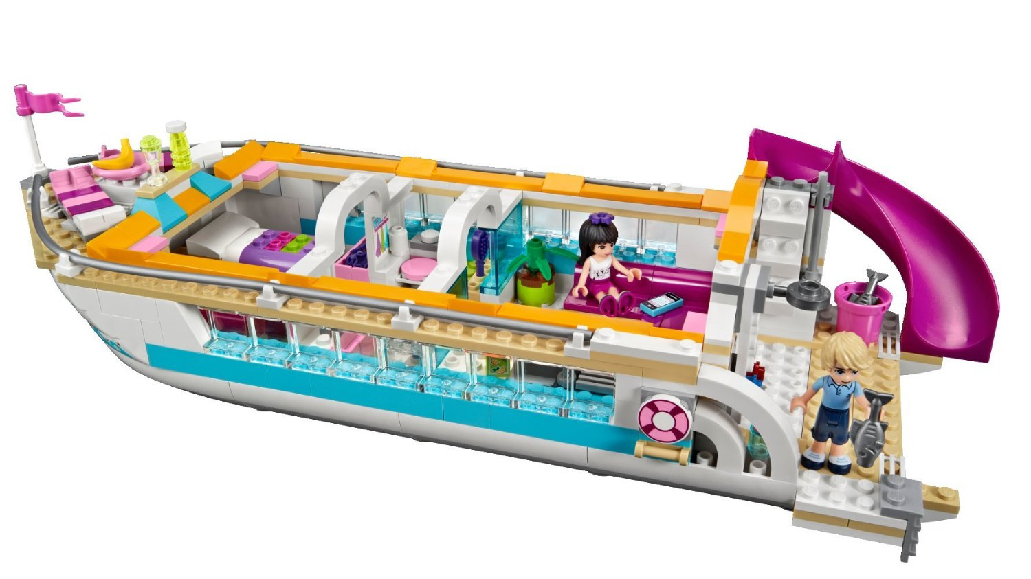 Pics Photos  Dvd Lego Friends Dolphin Cruise Volume 3