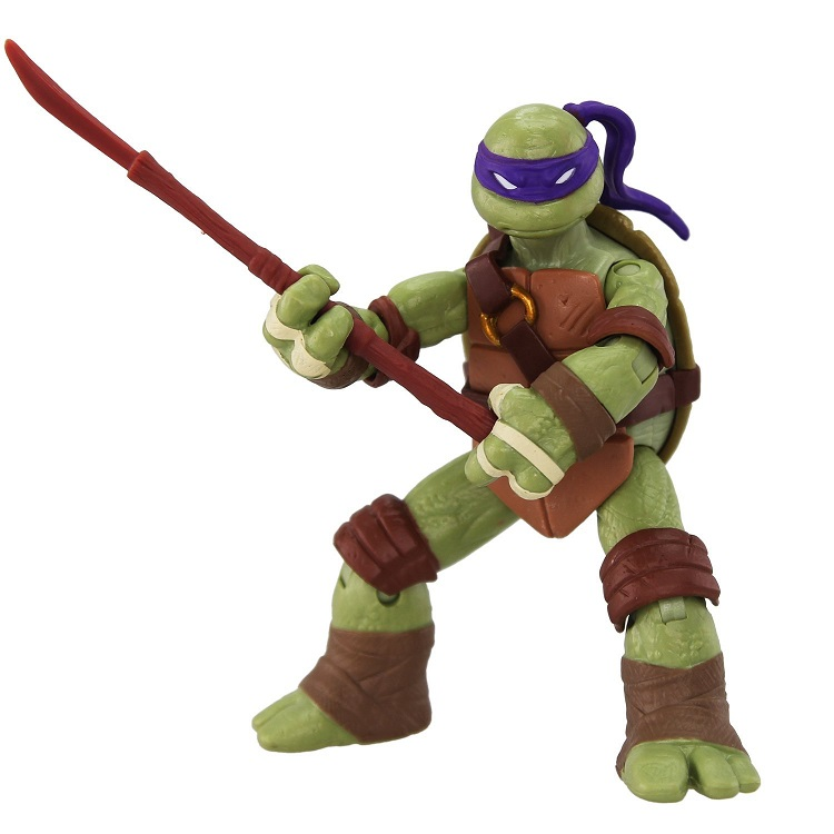 Acheter les tortues ninja figurine articulee donatello - Tortues ninja donatello ...