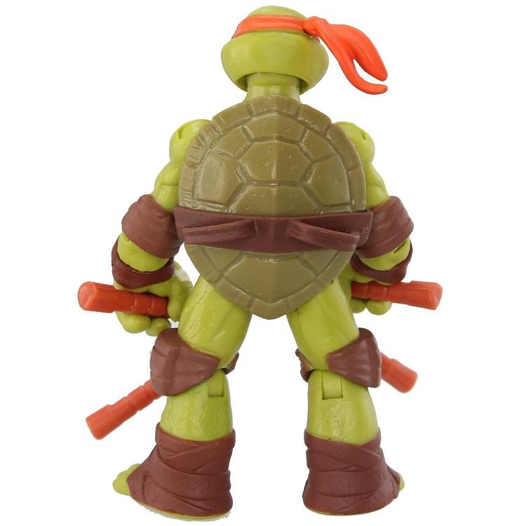 Acheter les tortues ninja figurine articulee - Tortue ninja michael angelo ...