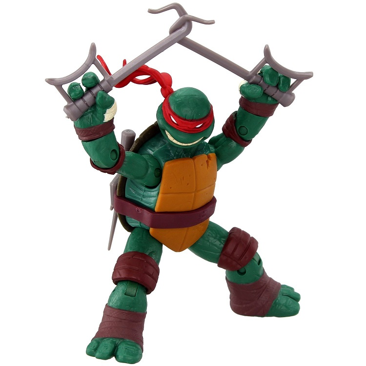 Acheter les tortues ninja figurine articulee raphael - Tortue ninja raphael ...