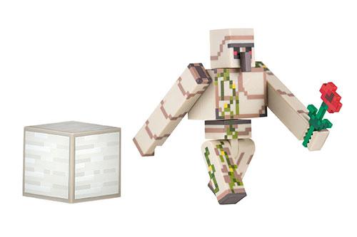 Acheter minecraft series 2 figurine golem de fer avec - Minecraft golem de fer ...
