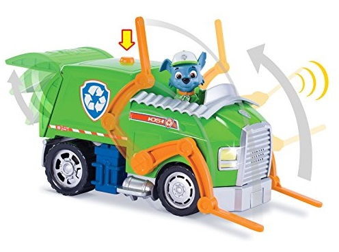 acheter paw patrol vehicule sonore deluxe rocky. Black Bedroom Furniture Sets. Home Design Ideas