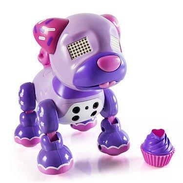 Acheter Zoomer Zuppies Love - Chien Interactif Cupcake
