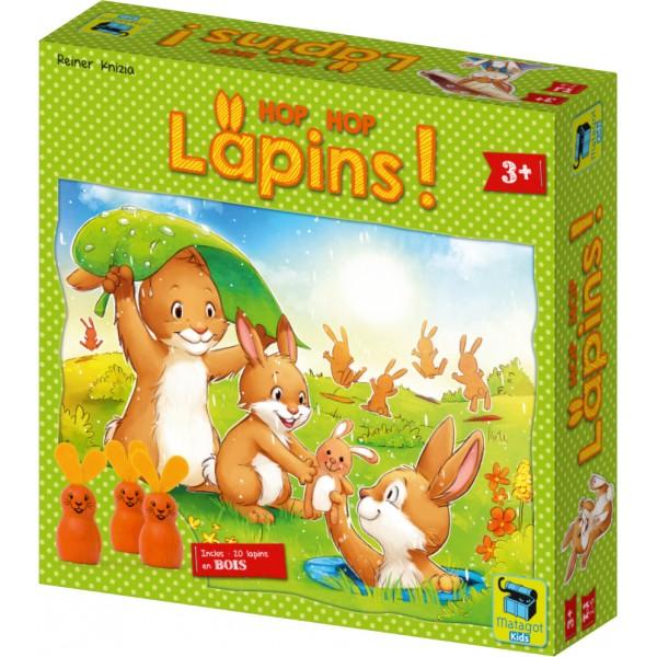 acheter hop hop lapins jeux pour les petits. Black Bedroom Furniture Sets. Home Design Ideas
