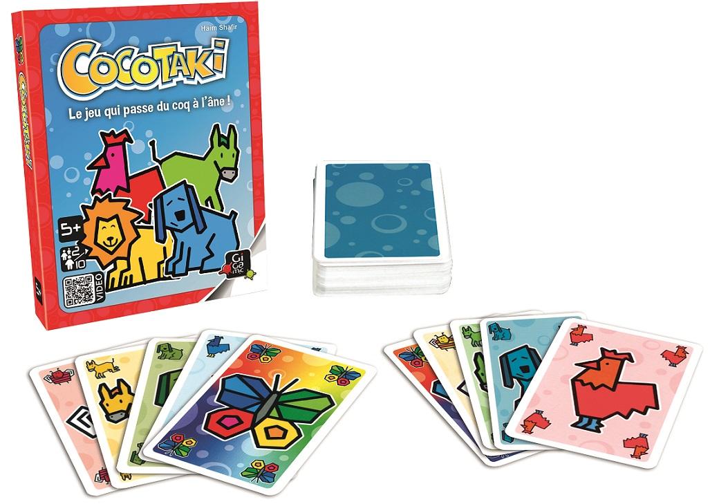 acheter cocotaki boite carton jeux pour les petits. Black Bedroom Furniture Sets. Home Design Ideas