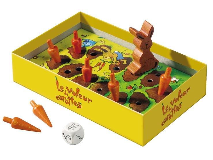 acheter le voleur de carottes jeux pour les petits. Black Bedroom Furniture Sets. Home Design Ideas