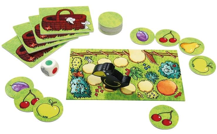 acheter le verger jeu de memoire jeux pour les petits. Black Bedroom Furniture Sets. Home Design Ideas
