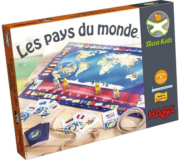 acheter terra kids les pays du monde jeux pour les petits. Black Bedroom Furniture Sets. Home Design Ideas