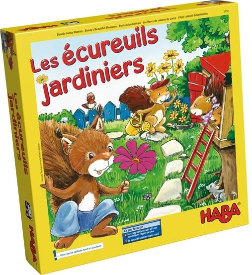 acheter les ecureuils jardiniers jeux pour les petits. Black Bedroom Furniture Sets. Home Design Ideas