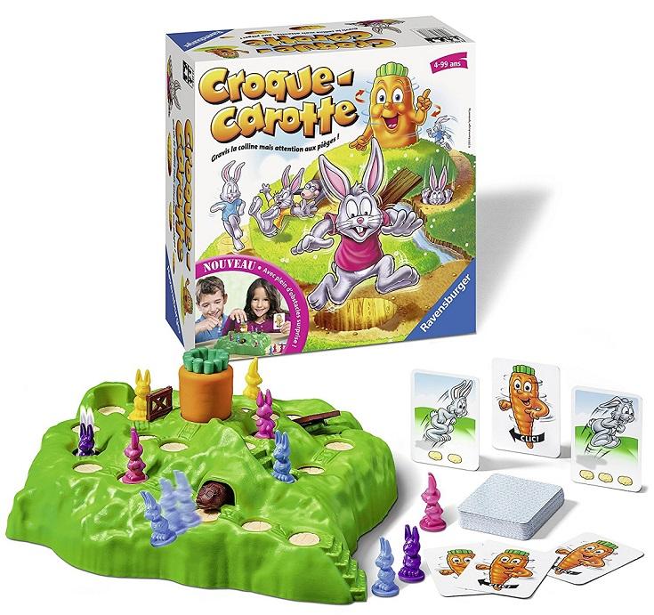 acheter croque carotte jeux pour les petits. Black Bedroom Furniture Sets. Home Design Ideas