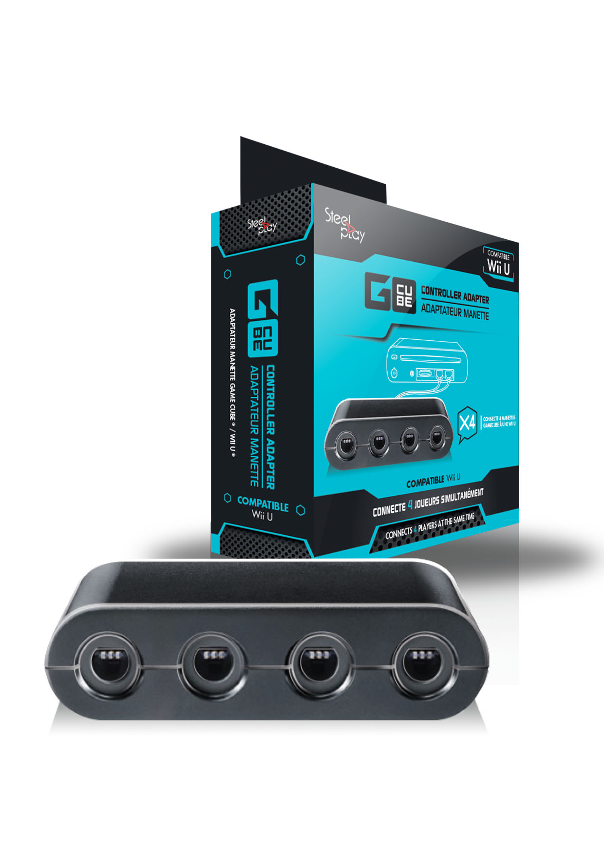 how to play gamecube and wii backups on wii u