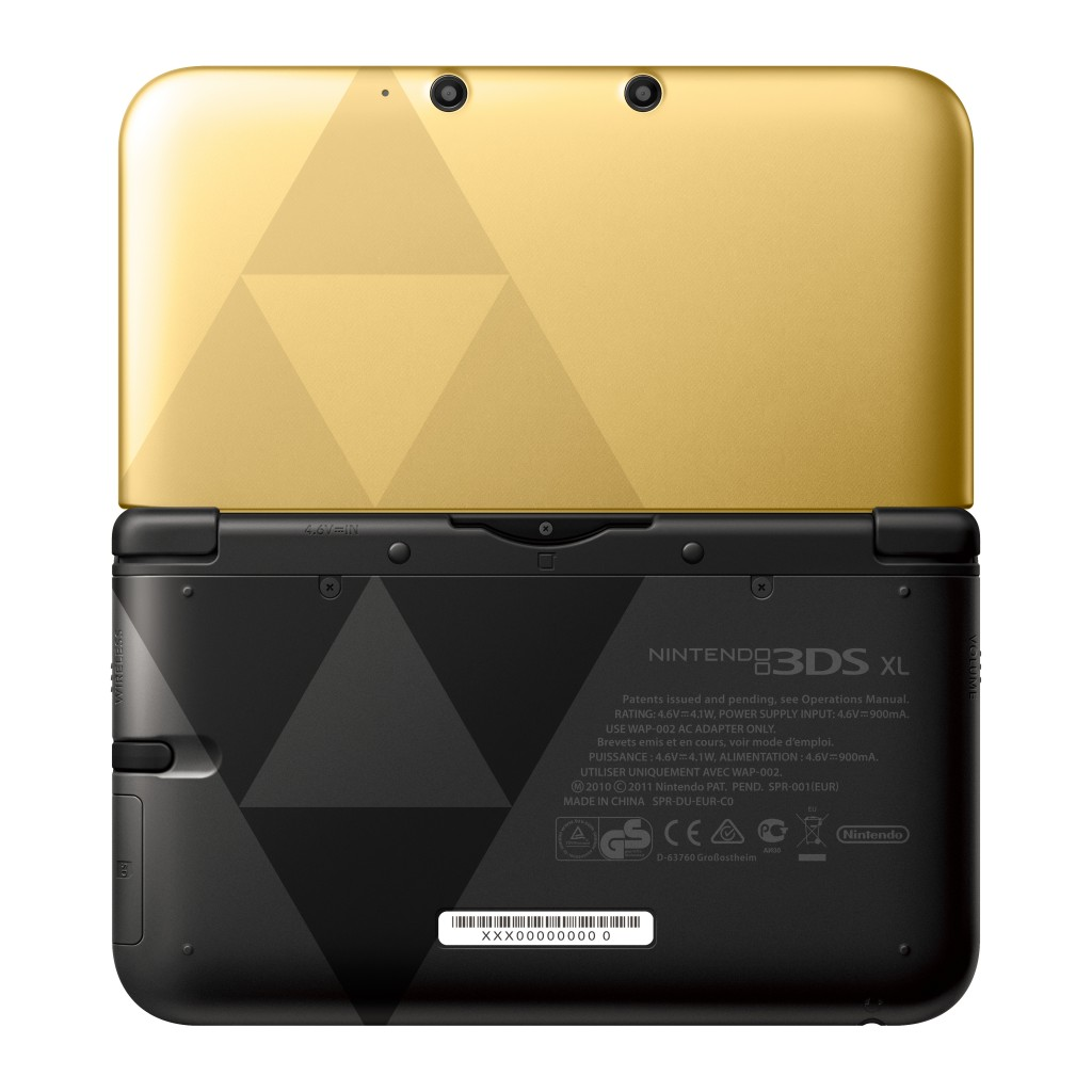 acheter console nintendo 3ds xl bundle zelda limited. Black Bedroom Furniture Sets. Home Design Ideas