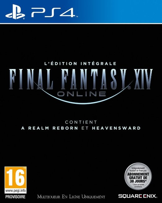 how to download final fantasy 14 on ps4
