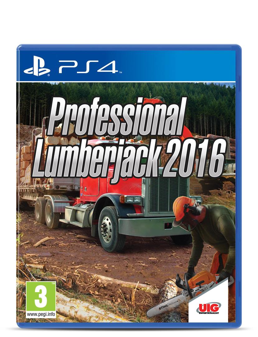 acheter professional lumberjack 2016 ps4 simulation. Black Bedroom Furniture Sets. Home Design Ideas