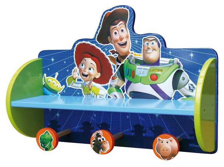 Acheter Disney Toy Story - Etagere Portemanteau Toy Story
