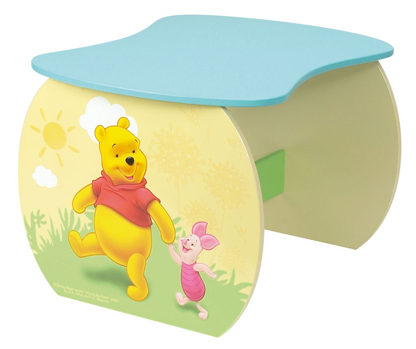 acheter disney winnie the pooh table bureau winnie the pooh. Black Bedroom Furniture Sets. Home Design Ideas