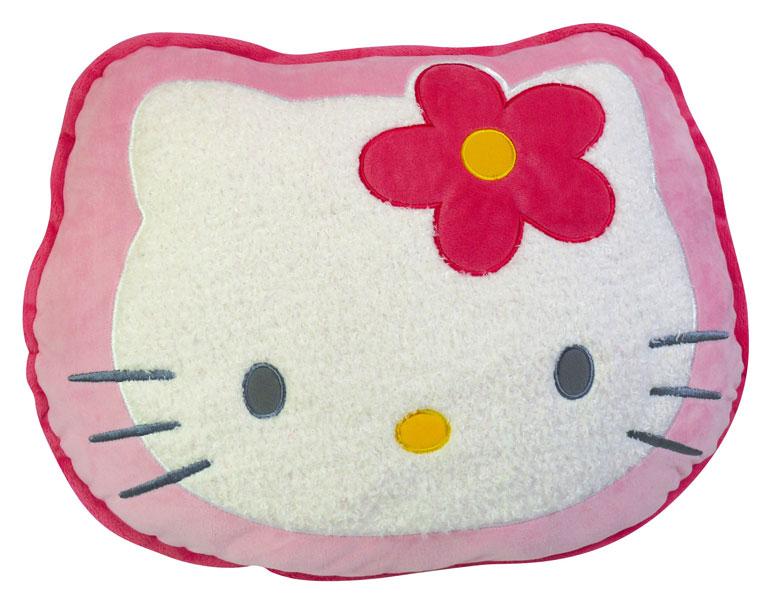 Acheter hello kitty coussin tete hello kitty - Tete hello kitty ...